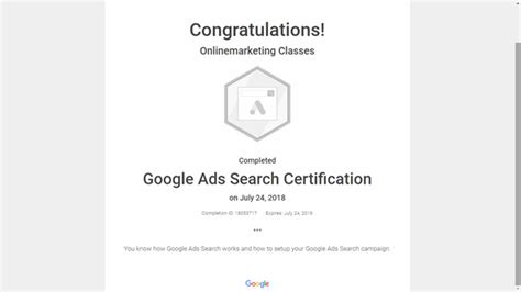Adwords Certification by How To Get Adwords Certification Is It Free Or