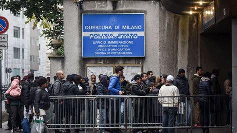 Ufficio Immigrazione Bari by Rilasciavano Carte Di Soggiorno False Sei