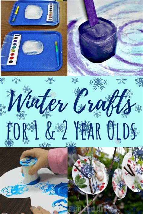 winter activities   year olds crafts sensory fine