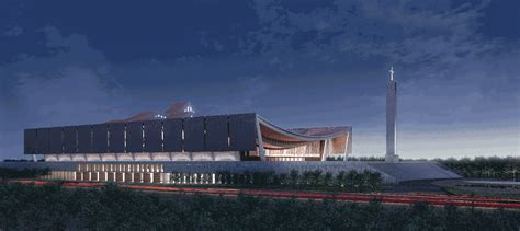 David Adjaye Unveils Designs for the National Cathedral of ...