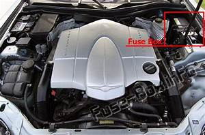 Fuse Box Diagram  U0026gt  Chrysler Crossfire  2004