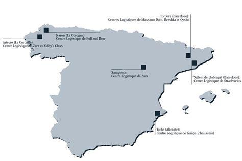 siege social zara inditex europe la distribution des différentes chaines