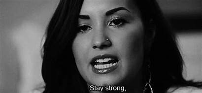 Hang There Demi Lovato Strong Stay Gifs