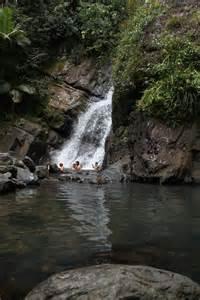 Puerto Rico Waterfalls Swimming