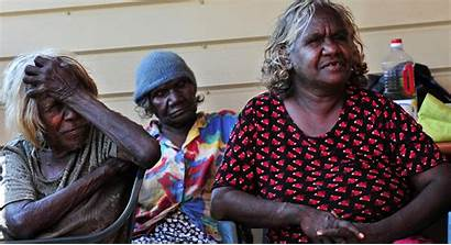 Indigenous Australians Australia Cuts Blow Massive Legal