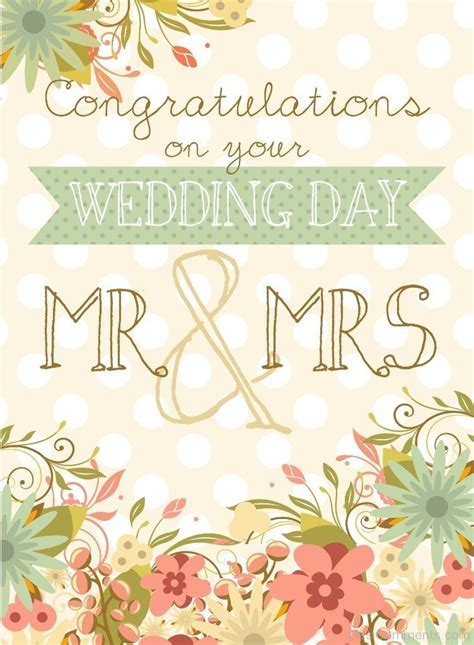 congratulations   wedding day desicommentscom
