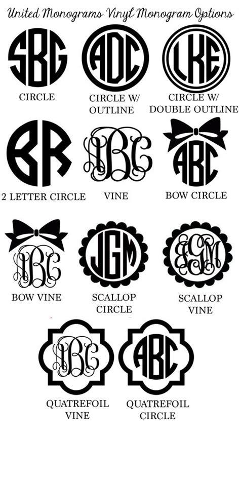 lilly pulitzer monogram decal cricut monogram