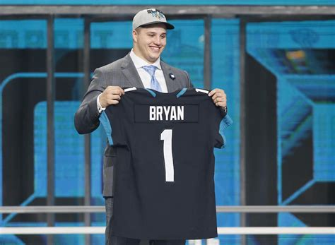 jaguars announce  jersey numbers  taven bryan