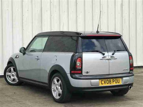 auto air conditioning service 2011 mini cooper clubman transmission control mini clubman 1 6td 110bhp cooper d full service history car for sale