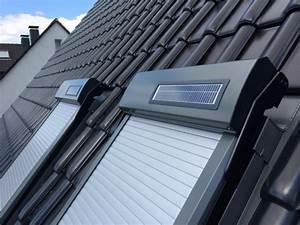 Velux Rollladen Ersatzteile : dachfensterrollladen atix solar f r velux kabellos ~ Michelbontemps.com Haus und Dekorationen