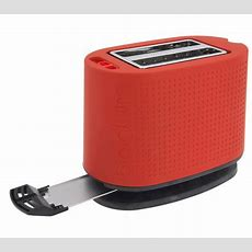 Buy Bodum Bistro 10709294uk Toaster  Red  Free Delivery