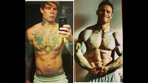 year steroid  body transformation youtube