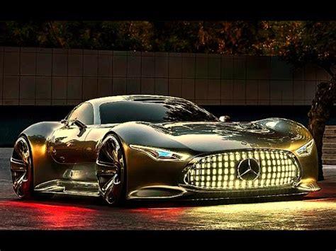 Top 5 Amazing Mercedezbenz Concept Cars Youtube