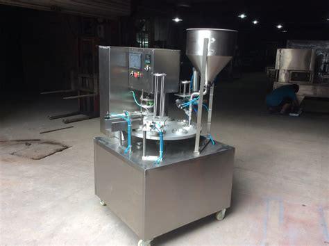 bk  rotary type coffee powder capsule cup filling sealing machine bkpack source