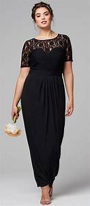 45 plus size wedding guest dresses with sleeves wedding With plus size wedding guest dresses