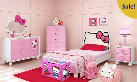 5 Hello Kitty Twin Bedroom Set @ Rooms To Go