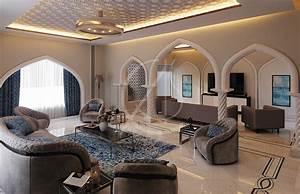 Modern, Islamic, Home, Interior, Design