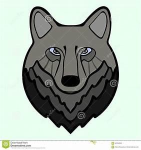 Symbole Du Loup : symbole de loup stock illustrations vecteurs clipart ~ Melissatoandfro.com Idées de Décoration