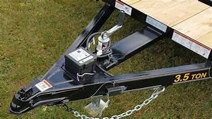 Tandem Axle Utility Trailer