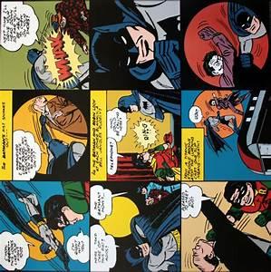 "DC Comics : C'mon Robin : 70 x 70 cm (27.6"" x 27.6 ..."