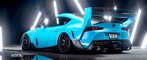 Is The 2020 Toyota Supra Better With A Big Wing Or