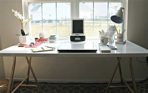 Home Office With Ikea From Generic Office To Stylish And Productive Home Office