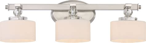 quoizel downtown sconce quoizel dw8603bn downtown xenon 3 light bathroom sconce in