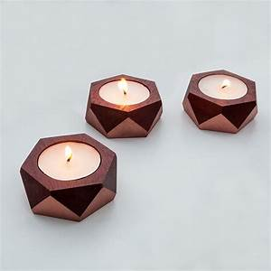 wooden candle holders etsy home design inspirations With kitchen cabinets lowes with vintage tea light candle holders