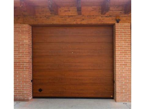 sezionali per garage portoni basculanti per garage collettivi h 214 rmann italia srl