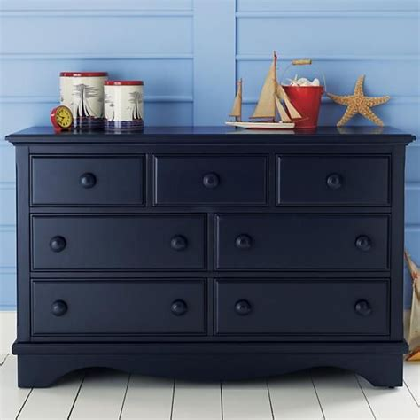 land  nod kids dressers kids  drawer painted