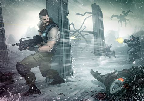 Killzone 3 By Patrickbrown On Deviantart