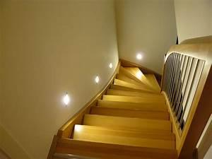 Treppenbeleuchtung Led Innen : bautagebuch fronhoven beleuchtung ~ Sanjose-hotels-ca.com Haus und Dekorationen