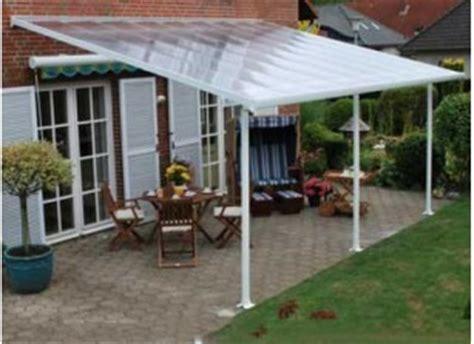 abri terrasse toit pour terrasses alu ou bois promo