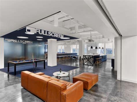 Inside Fullscreen's Modern New York City Office