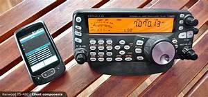 Ultra Portable Remote Kenwood Ts