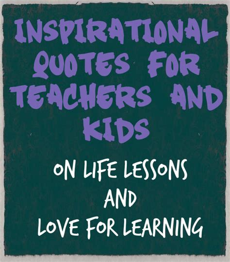 preschool teacher quotes inspirational quotesgram