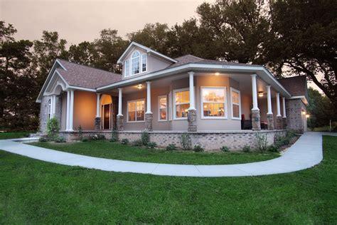 wrap around porch house plans modular homes with wrap around porches