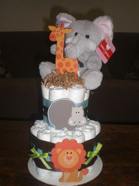 17 Best Images About Baby Shower  Animal Theme On