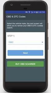 Obd2 Diagnostic App  U0026 Dtc Code Guide For Android