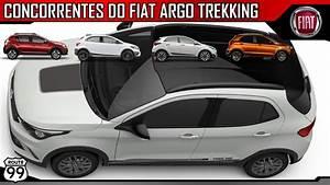 Fiat Argo Trekking Vai Superar Os Concorrentes
