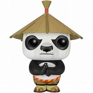 Funko Pop Kung Fu Panda - Po with Hat Vinyl Figure  Pop