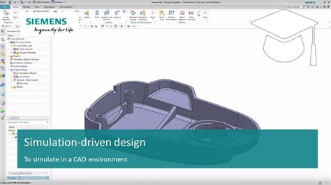 Tech Tips Simulation Driven Design Simulate Cad