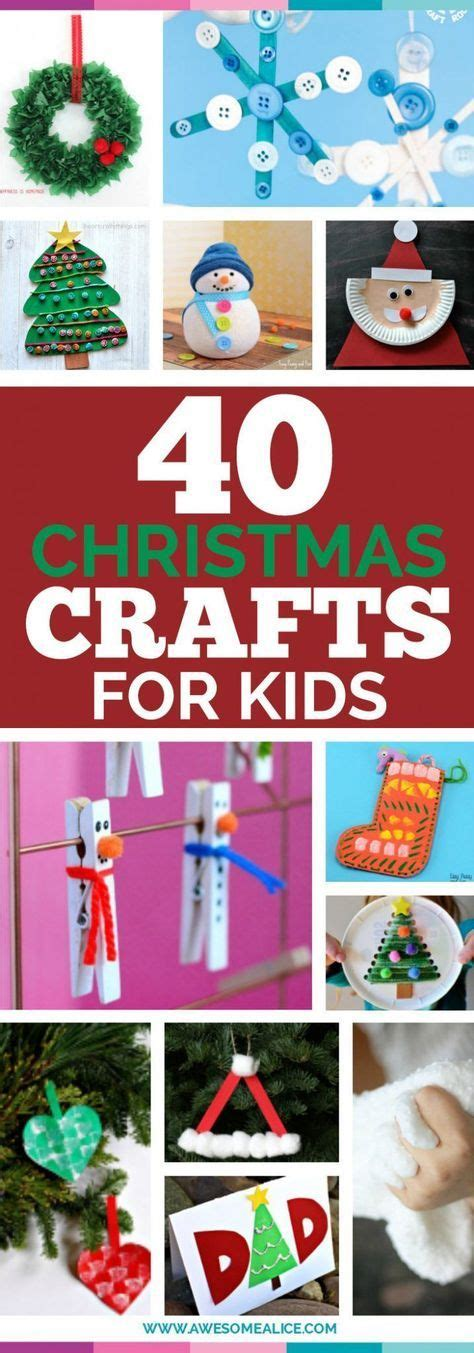 Best 25+ Cheap Christmas Crafts Ideas On Pinterest Cheap