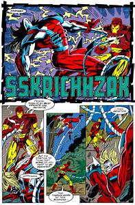 Omega Red Vs Iron Man | www.pixshark.com - Images ...