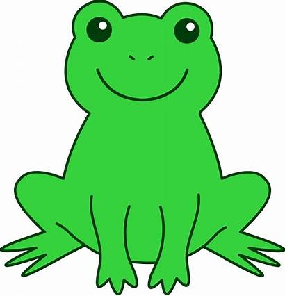 Frog Happy Clip Sweetclipart