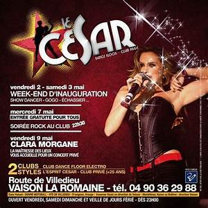 Le Cesar Discotheque Vaison La Romaine