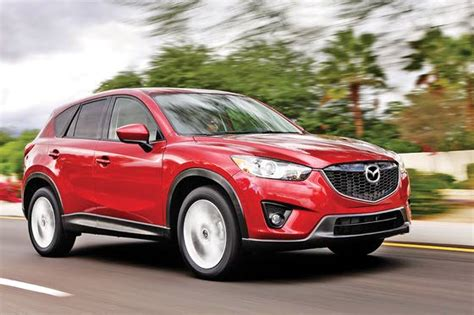 mazda 6 crossover 2013 mazda cx 5 crossover suv gets 35 mpg advertorial