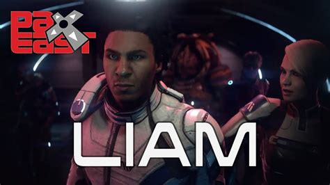 mass effect andromeda liam s loyalty mission pax