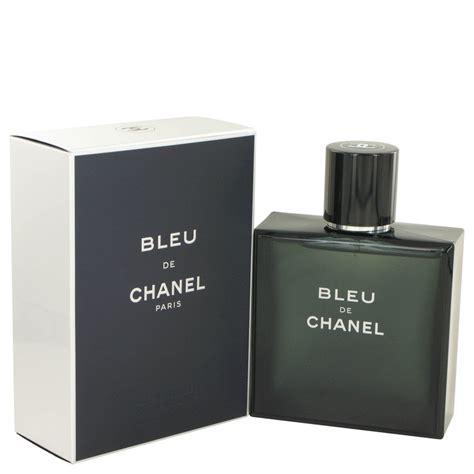 bleu de chanel eau de toilette bleu de chanel by chanel 5 oz eau de toilette spray for nib