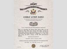 CAB Certificate